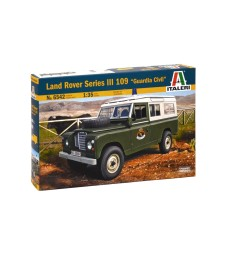 "1:35 Военен автомобил Ланд Роувър серия III 109 ""Гардиа Сивил"" (LAND ROVER Series III 109 ""Guardia Civil"")"