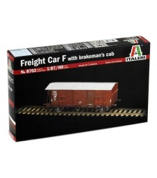 1:87 Товарен вагон Freight Car F
