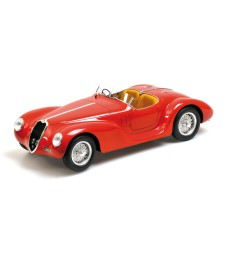 ALFA ROMEO 6C SS CORSA SPIDER - 1939 - COLOUR RED    L.E. 999 pcs
