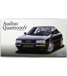 1:24 RS7 Audi Quattro 20V - REAL SPORTS CAR Series