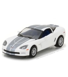 2013 Chevy Corvette Z06 60th Anniversary Edition Solid Pack - Anniversary Collection Series 5