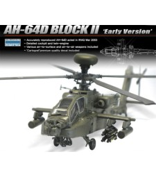 1:72 US ARMY AH-64D BLOCK II