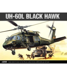 1:35 UH-60L BLACK HAWK
