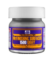 SF-289 Tечен грунд Mr. Finishing Surfacer 1500 gray 40 ml