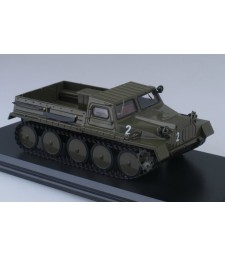 Soviet All Terrain Vehicle GAZ-47- open