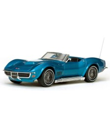 Corvette Open Convertible - LeMans Blue 1968