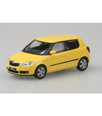 Skoda Fabia II. - Sprint Yellow Uni