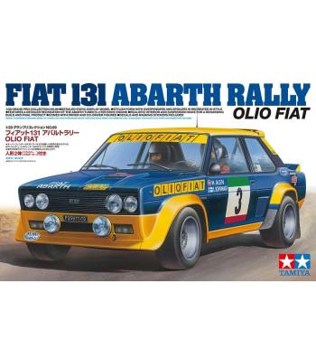 1:20 Автомобил FIAT 131 ABARTH RALLY OLIO FIAT