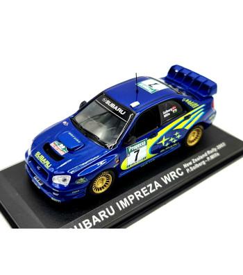 2003 Subaru Impreza WRC #7 New Zealand Rally P. Solberg/ P. Mills
