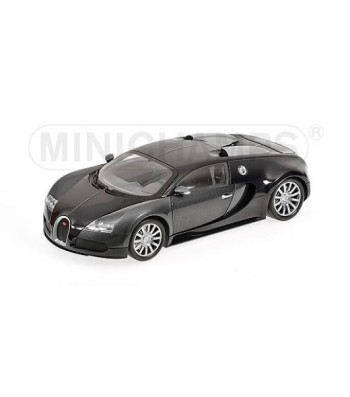 BUGATTI VEYRON - 2009 - BLACK METALLIC/GREY METALLIC