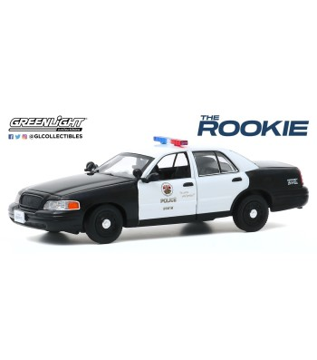 The Rookie (2018-Current TV Series) - 2008 Ford Crown Victoria Police Interceptor - Los Angeles Police Department (LAPD)