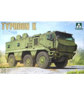 1:35 Руски MRAP Typhoon-K