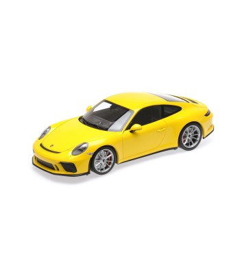 PORSCHE 911 GT3 TOURING - 2018 - YELLOW
