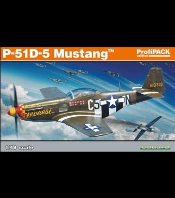 1:48 Американски изтребител P-51D-5