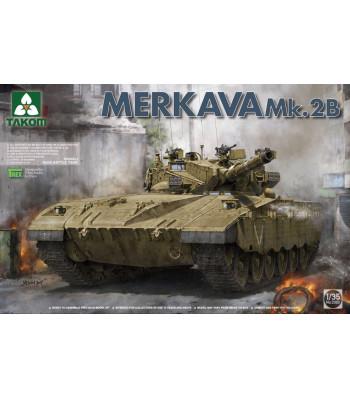 1:35 Израелски основен танк Merkava mk.2b (Israeli main battle tank Merkava mk.2b)