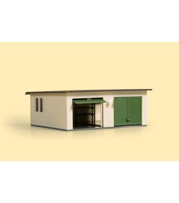 Двоен гараж H0 (86 x 74 x 32 mm)