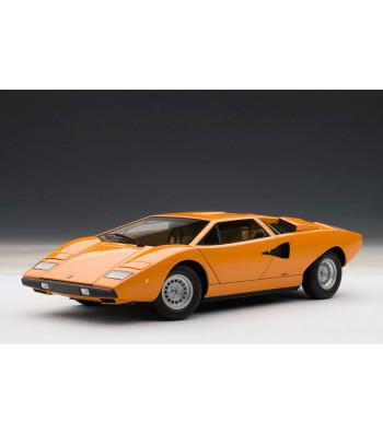 Lamborghini Countach LP400 (orange) 1974