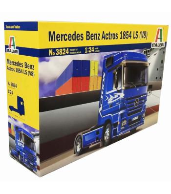 1:24 Камион влекач MERCEDES-BENZ ACTROS 2003