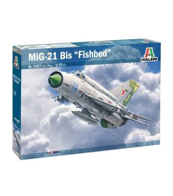 1:72 Руски изтребител MIG-21 bis