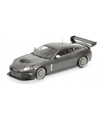 JAGUAR XKR GT3 - 2008 - GREY METALLIC