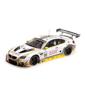 BMW M6 GT3 – ROWE RACING – BLOMQVIST/CATSBURG/SPENGLER – 24H SPA 2017 L.E. 270 pcs.