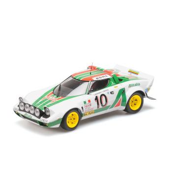 LANCIA STRATOS - LANCIA - MUNARI/MAIGA - WINNERS RALLYE MONTE CARLO 1976
