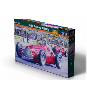 """1:24 Състезателен автомобил  Alfa Romeo 159А """"Alfetta"""" J.M. Fangio"""