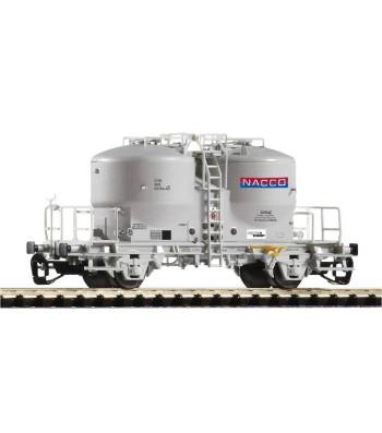 """TT Товарен вагон за цимент силоз тип Ucs-v """"nacco"""", епоха V"""