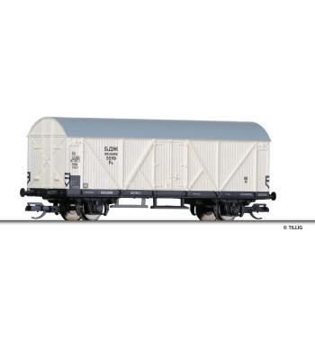 Товарен вагон на БДЖ, III епоха