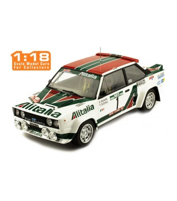 FIAT 131 ABARTH #1 S. MUNARI-P. SODANO RALLY PORTUGAL 1978
