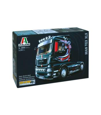 1:24 Камион влекач MAN TGX XLX