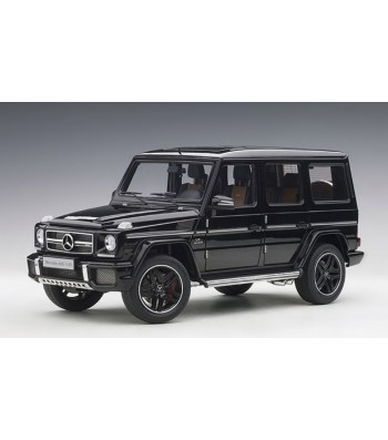 Mercedes-AMG G 63 2017 (gloss black) (composite model /full openings)