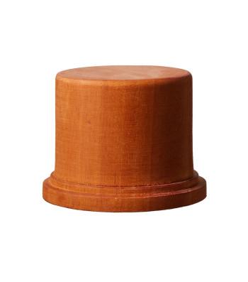 DB-003 Кръгла дървена основа за модел M диаметър 70 x H53 mm / диаметър постамент 60 mm