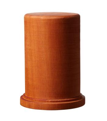 DB-005 Кръгла дървена основа за модел L диаметър 70 x H100 mm / диаметър постамент 60 mm