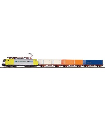 Стартов комплект товарен влак BR 189 + 3 контейнерни вагона FS