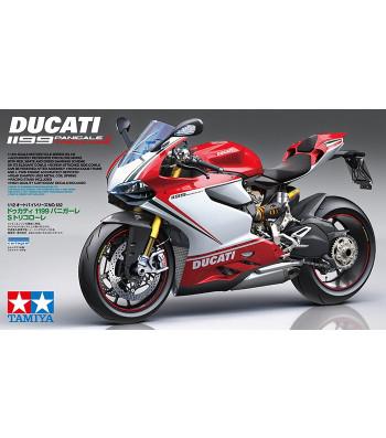 1:12 Мотоциклет Ducati 1199 Panigale S - Tricolore