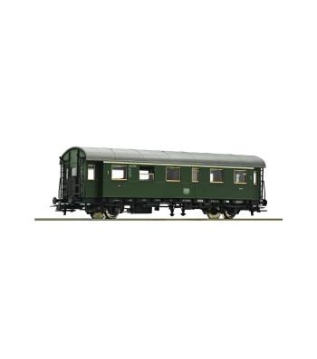 """Пътнически вагон 1-ва класа """"Donnerbüchse"""" DBAG, епоха III"""
