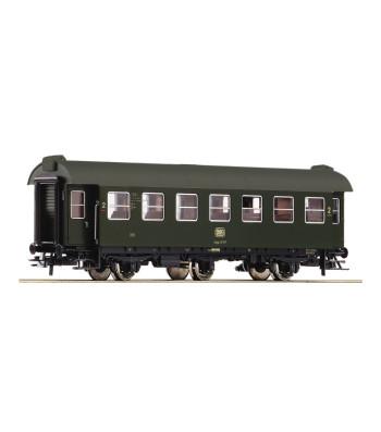 Пътнически вагон 2-ра класа, Германски федерални железници, епоха III
