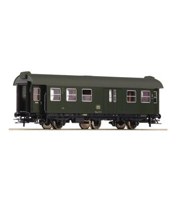 Пътнически вагон 2-ра класа с отделение за багаж, Германски федерални железници, епоха III