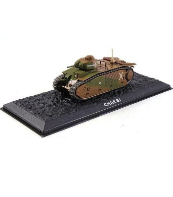 "Char B1 bis ""Vendee II, French Army, 1940, Atlas Editions"