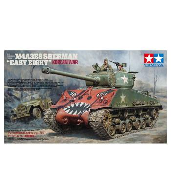 1:35 Американски среден танк M4A3E8 Sherman