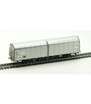 Товарен вагон с плъзгащи врати на БДЖ (BDZ), VI-та епоха
