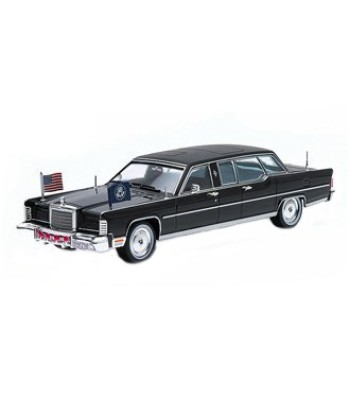 Lincoln Continental Presidential Limousine, Attempted Assassination, Ronald Reagan, 1981