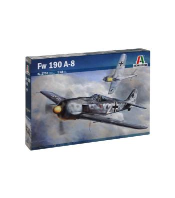 1:48 Германски изтребител Фоке-Вулф 190 А8 (FOCKE WULF FW-190 A8)