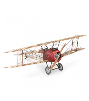 1:16 Самолет Сопуит Камел Ф1, 1918 - Модел на самолет от дърво
