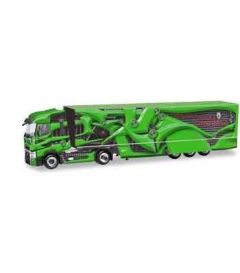 "Renault T box semitrailer ""Tour de Dynamics"""