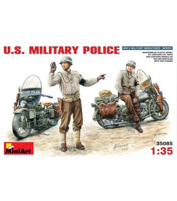 1:35 Военна полиция на САЩ (U.S. Military Police) - 2 фигури