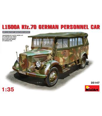 1:35 Германски пътнически автомобил L1500A (Sonderkraftfahrzeug 70)