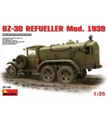 1:35 Съветски камион-цистерна BZ-38 Мод. 1939