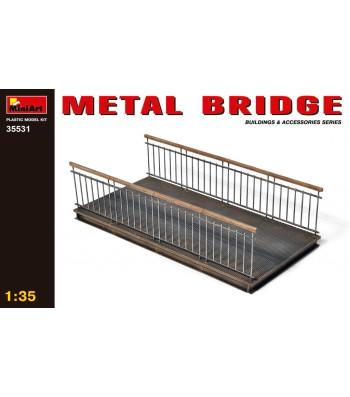 1:35 Metal Bridge